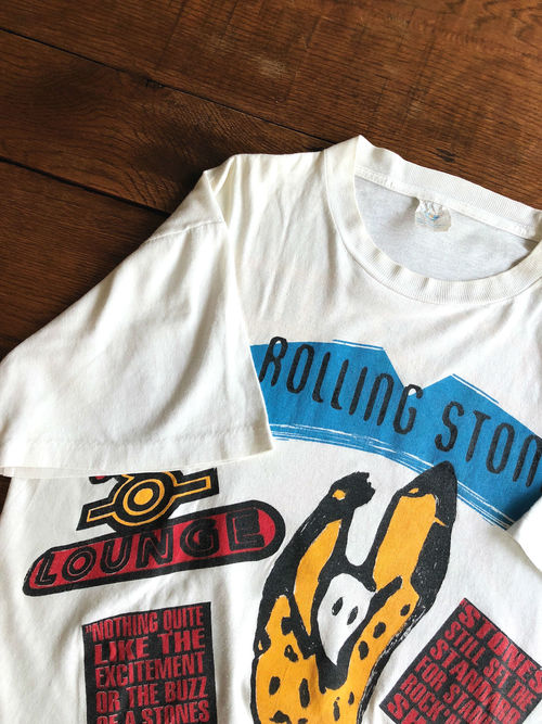 The Rolling Stones/WORLD TOUR 1994-1995 T-shirts