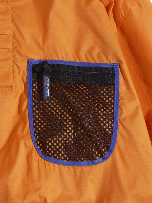 "2000s ""patagonia"" s/s paddling jacket -ORANGE-"