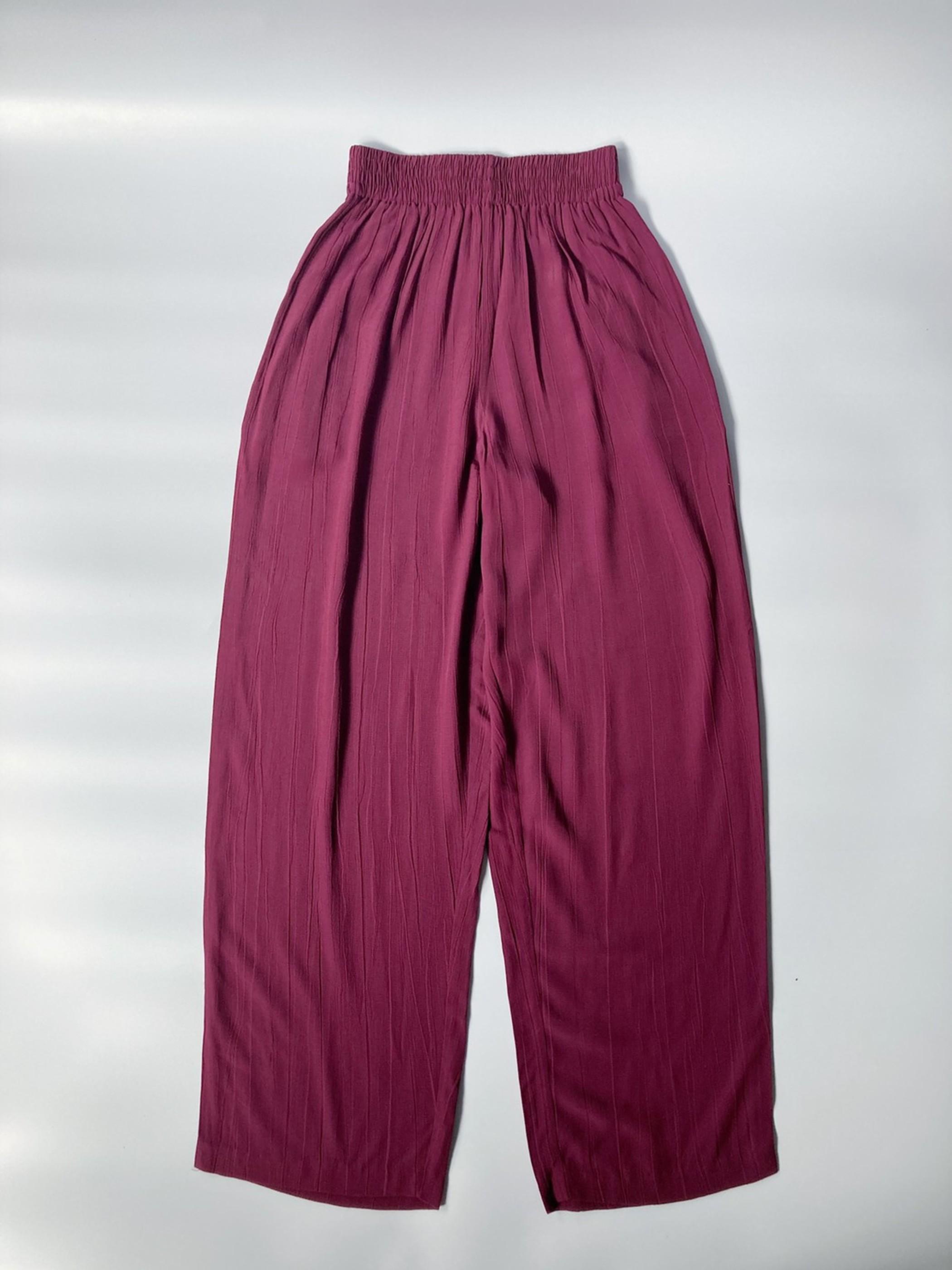 relax rayon pants