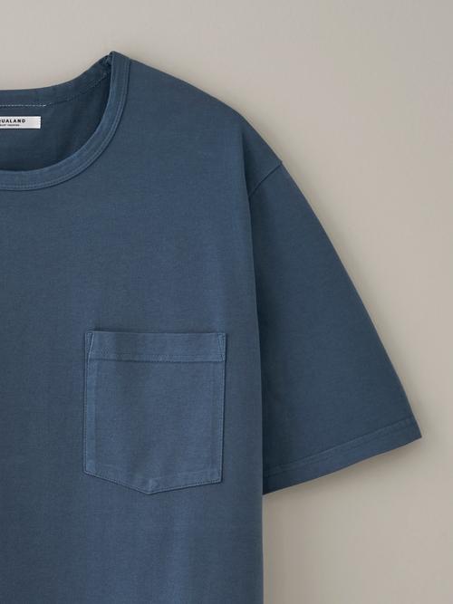 ポケットTシャツ #03ログウッド