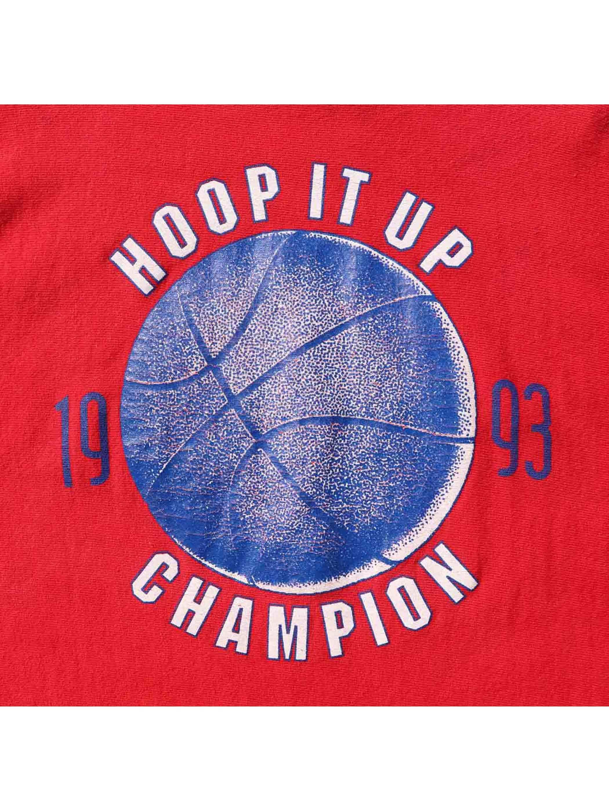 90's CHAMPION USA製 バスケットボール リバースウィーブ [XL]