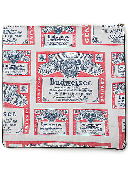 No.4 / Budweiser Clutch Bag