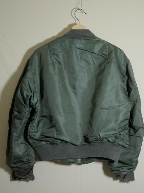 U.S.AIR FORCE 1970's L-2B Flyer's jacket SizeM