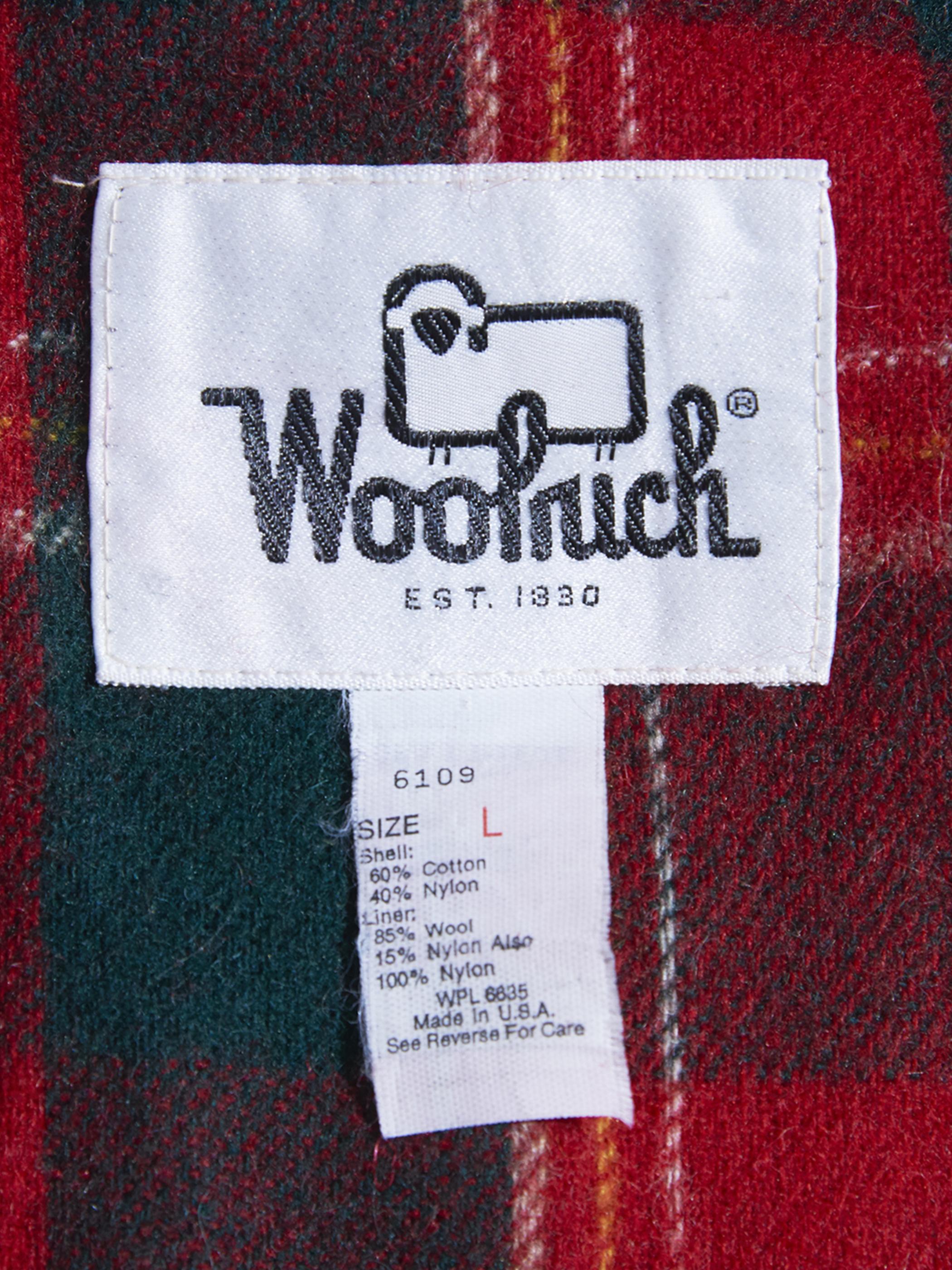 """1970s """"Woolrich"""" mountain parka -BEIGE-"""