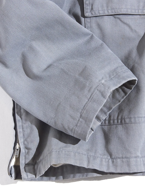 "1990s ""POLO JEANS"" anorak parka -GREY-"