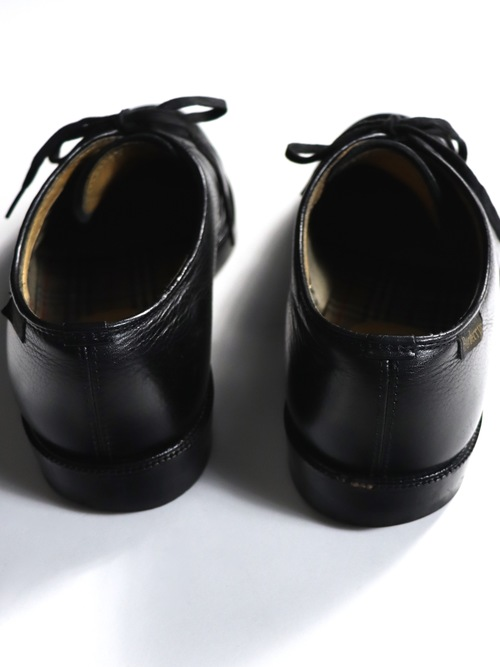 Burberrys Leather Rubber Sole Shoes