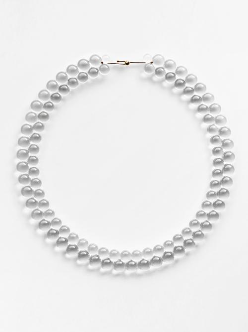 5 organ circle necklace 1