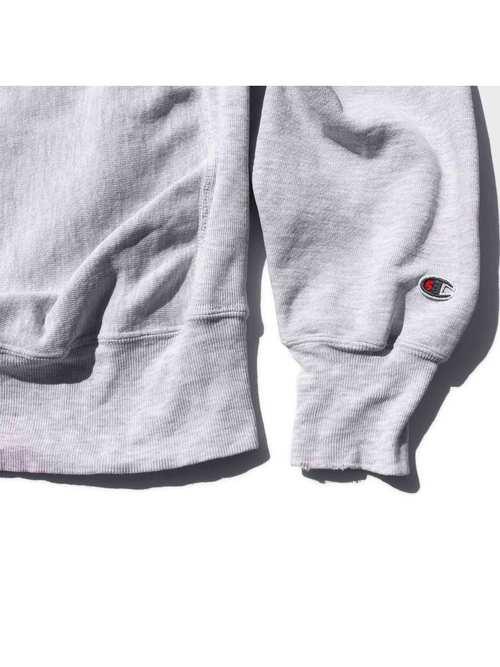 90's CHAMPION ロゴ刺繍 リバースウィーブ [XL]
