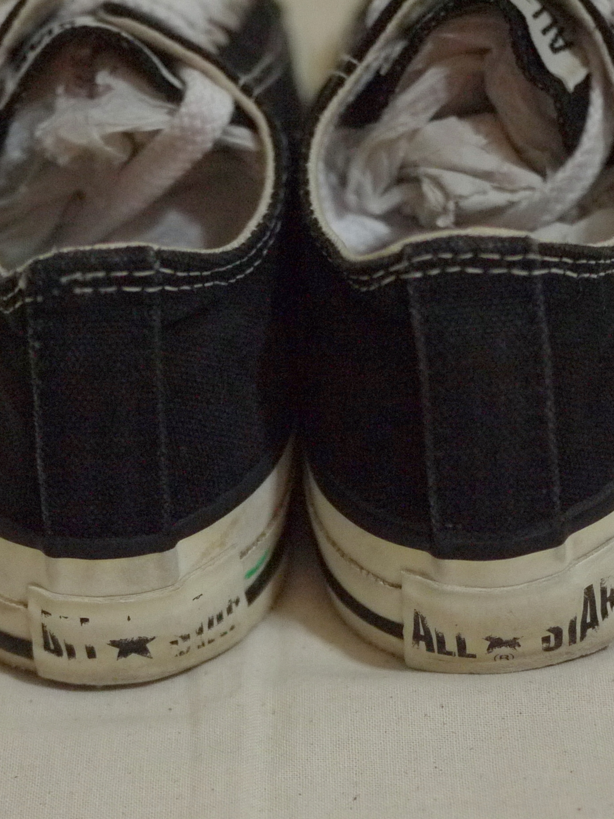 """CONVERSE 1990's ALL STAR Size5 """"Made in USA"""""""