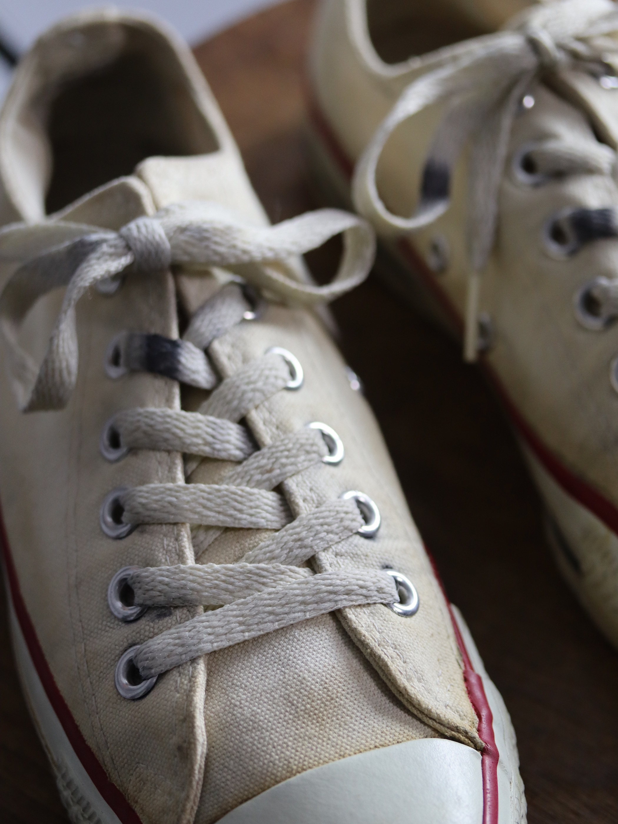 1990's Converse ALL STAR Low / Made in USA / size 7