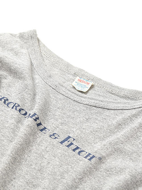 Used / Champion × Abercrombie & Fitch / 1980's Vintage / T-Shirt