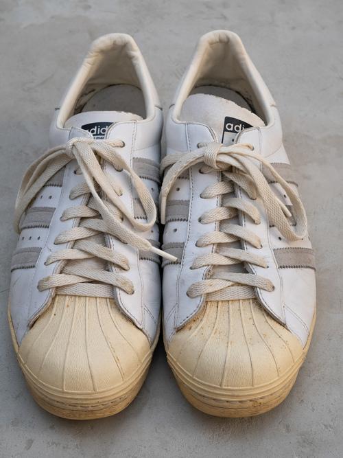 80's adidas SUPER STAR
