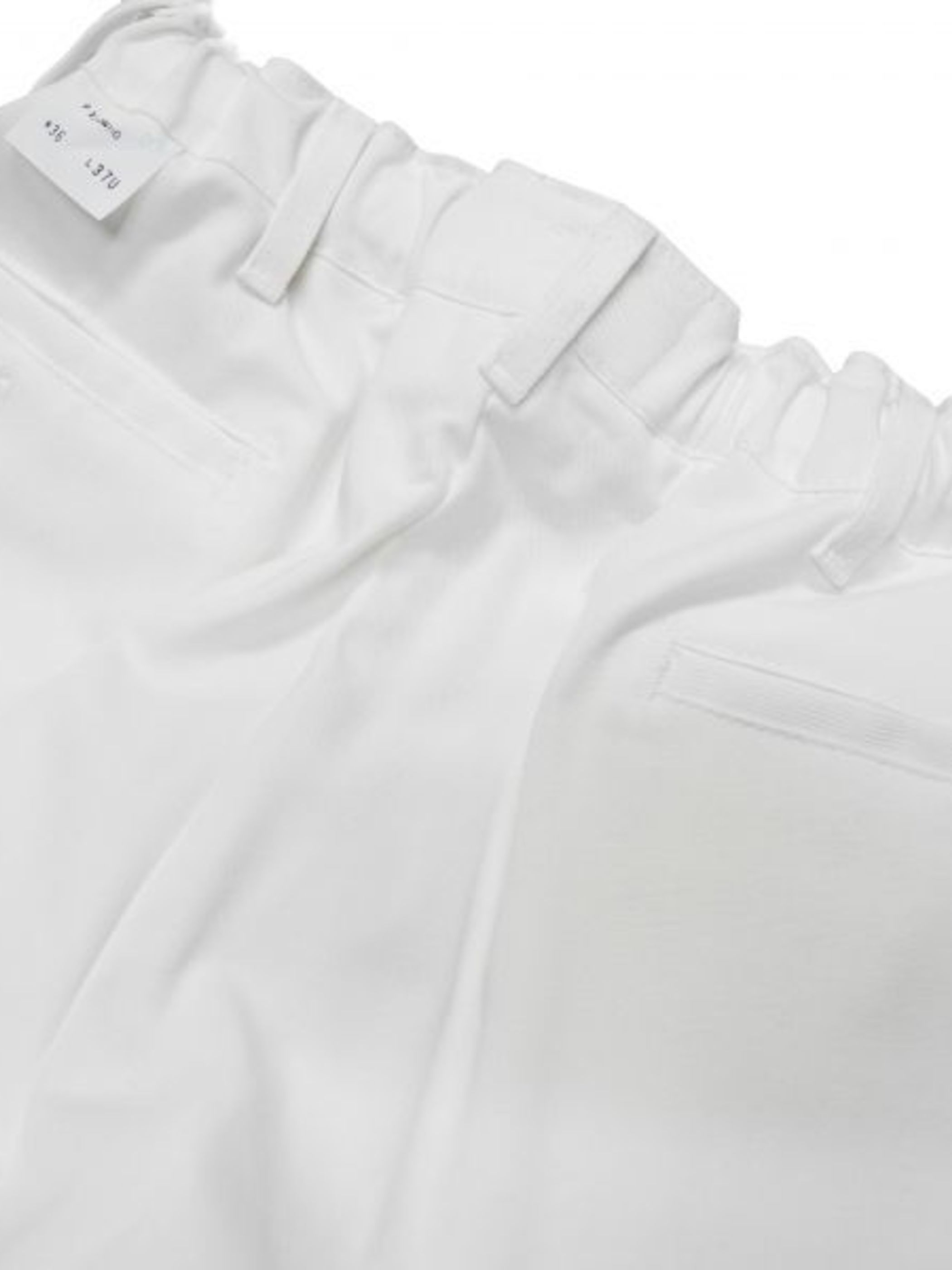 Remake Product REMAKE REDKAP M-65 TYPE PANTS WHITE