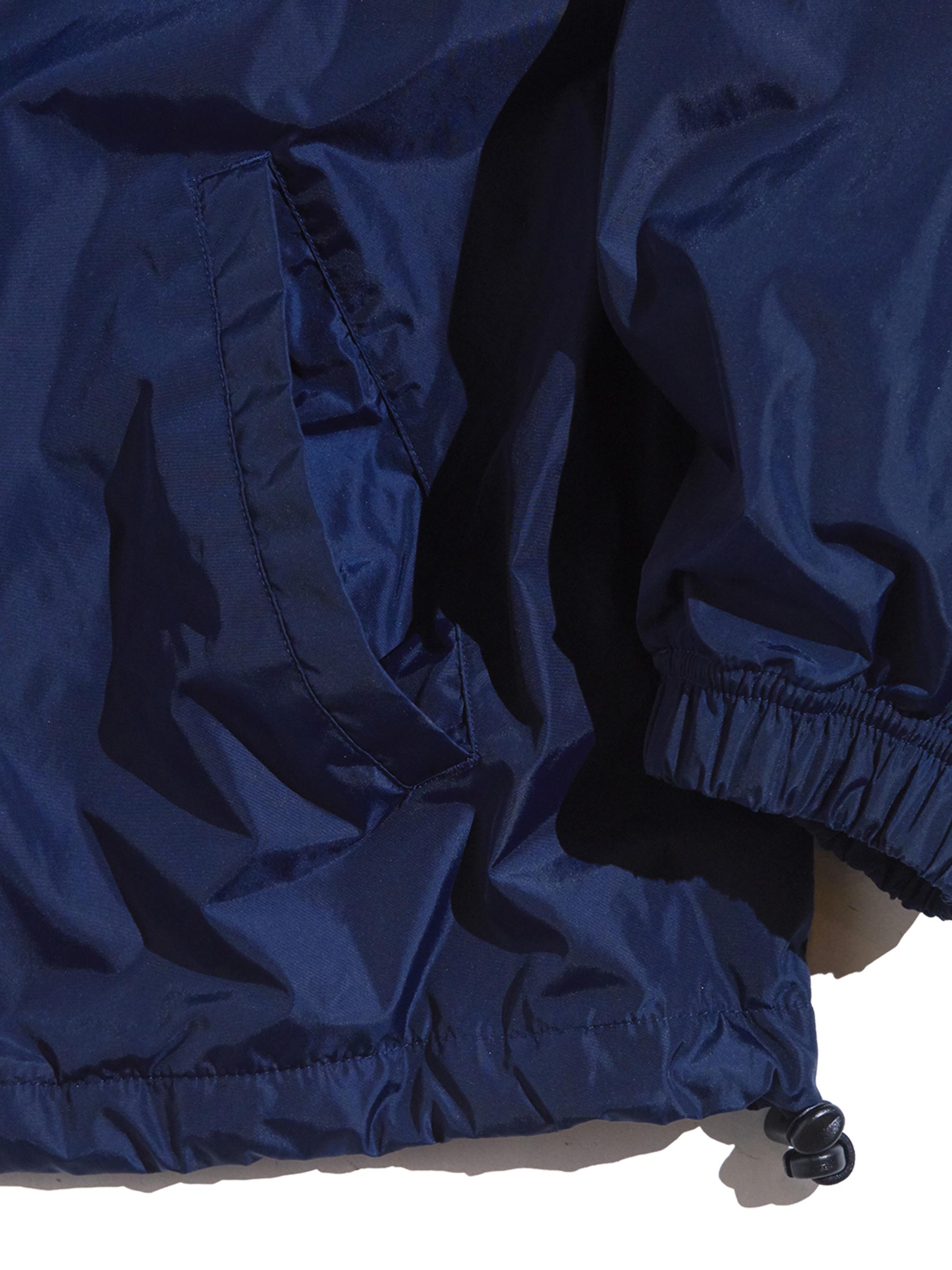 "1990s ""TOMMY HILFIGER"" nylon coach jacket -NAVY-"