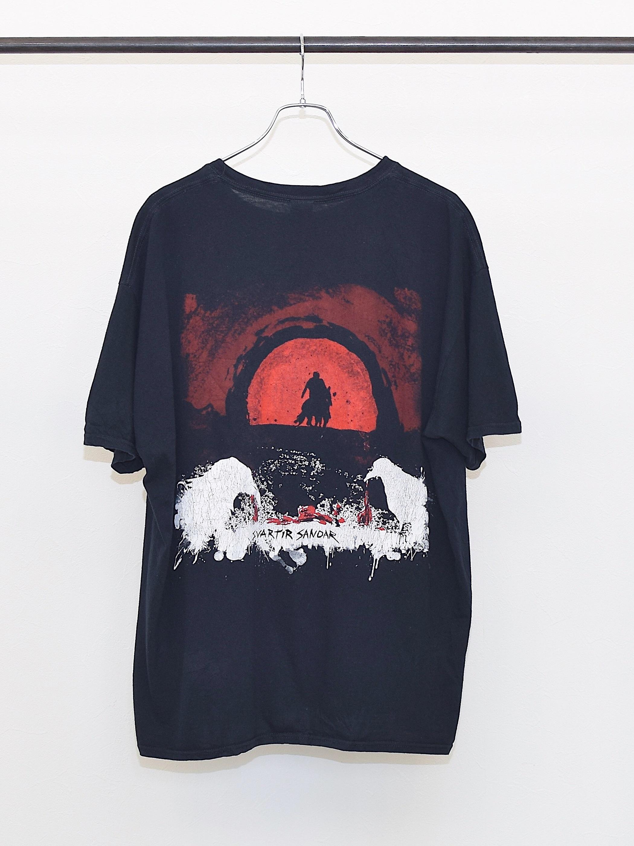 Vintage solstafir T-shirt