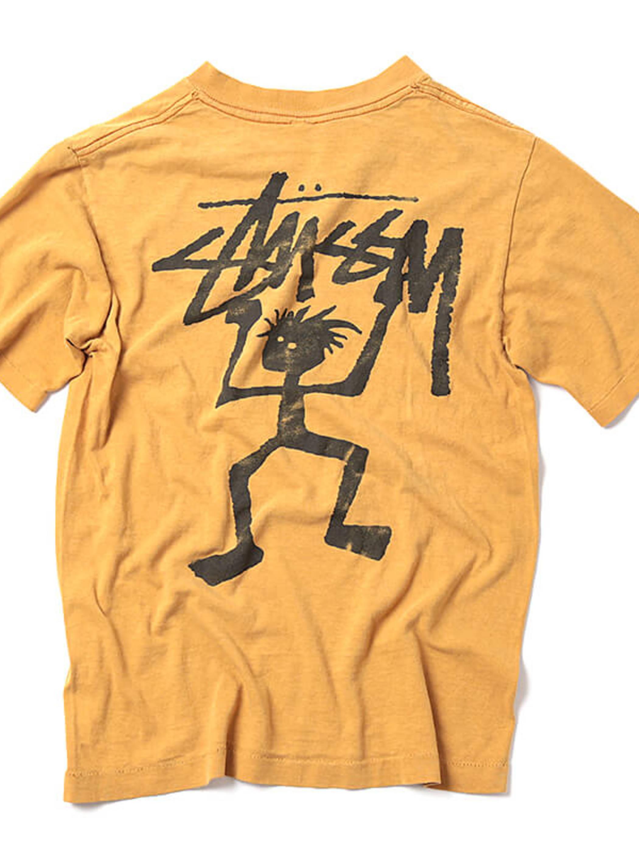 Used / Stussy / 1980's Vintage / T-Shirt