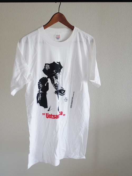 90's Print Tee From Italy 2