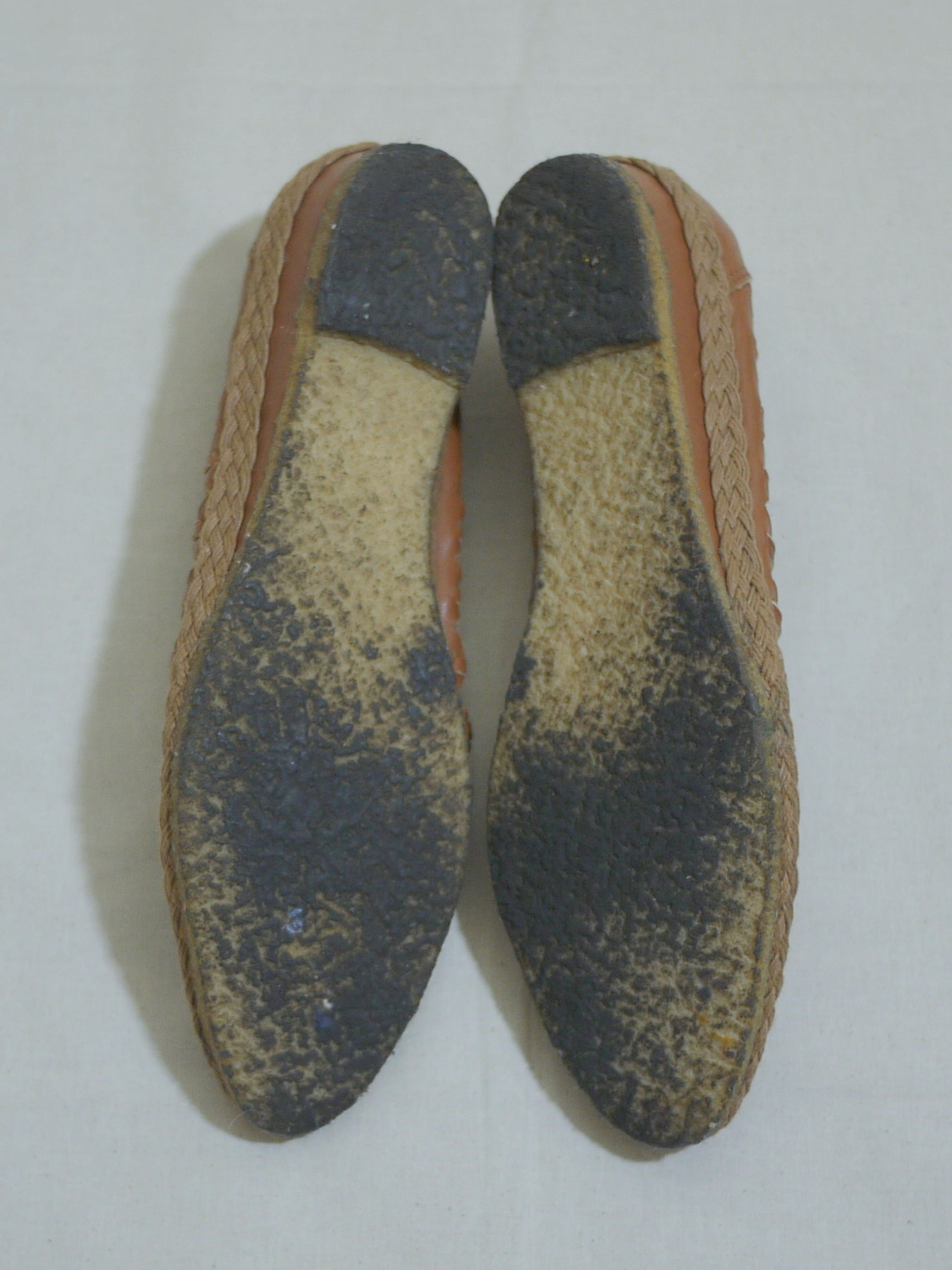 BALLY Leather shoes Size7 1/2