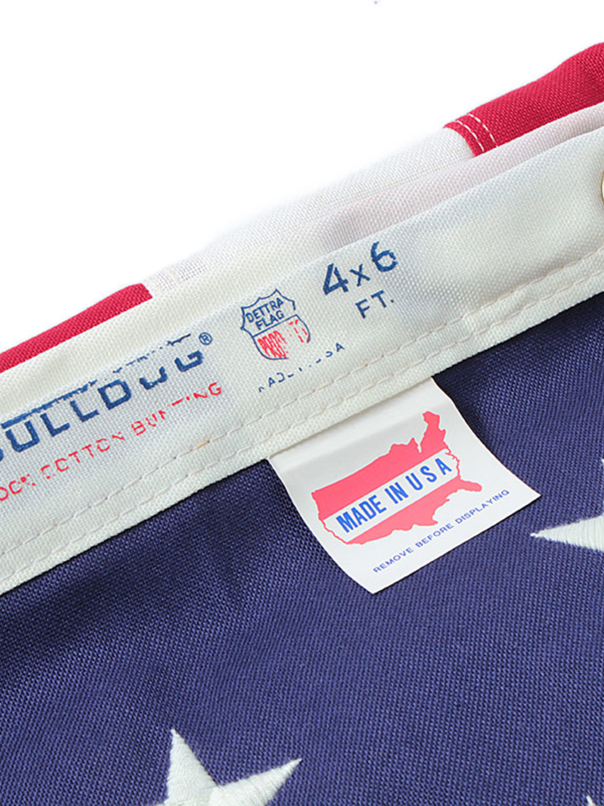 Dettra Flag Company / Deadstock / American Flag
