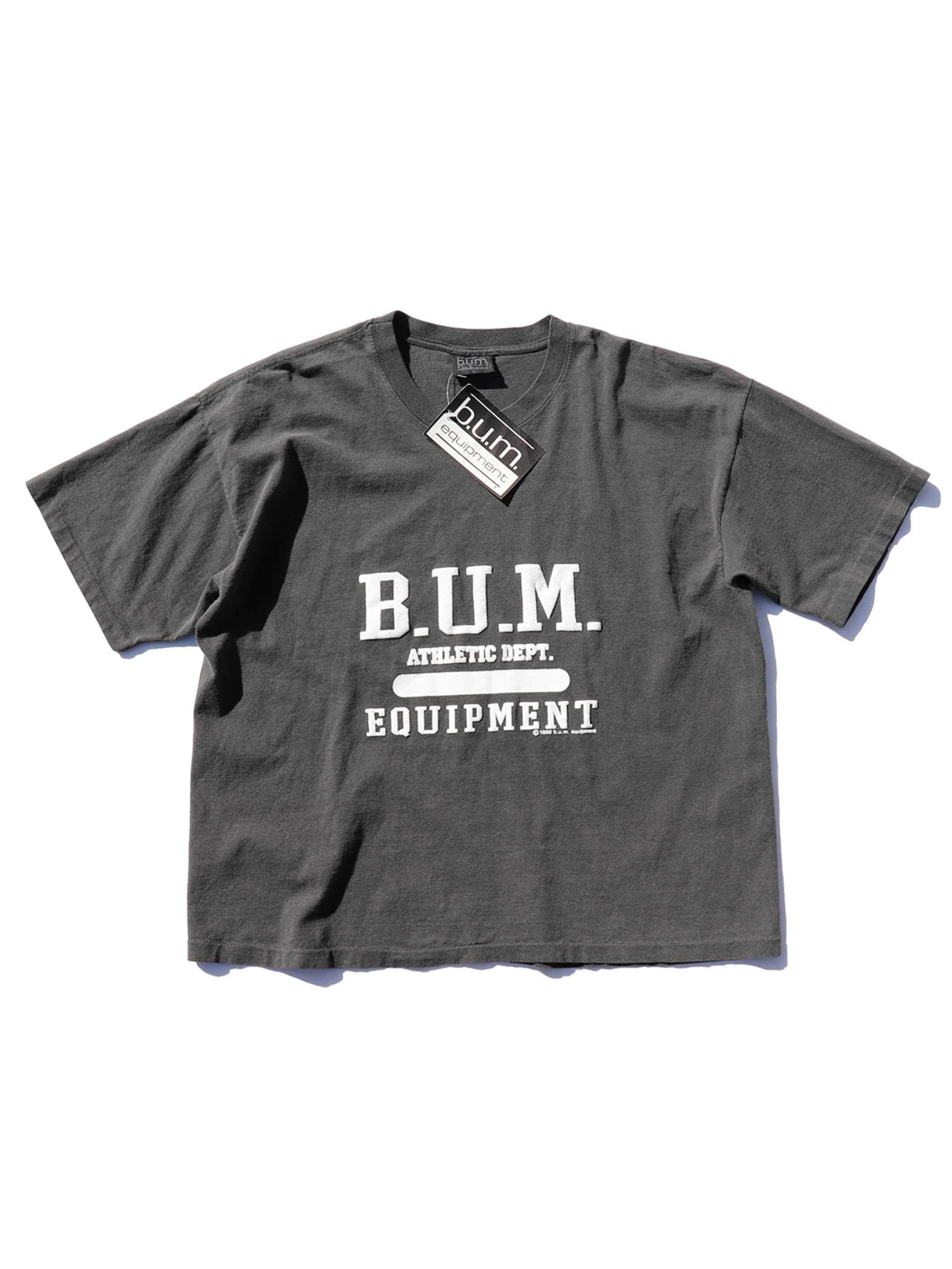 90's B.U.M. EQUIPMENT Tシャツ [DEAD STOCK] [L]