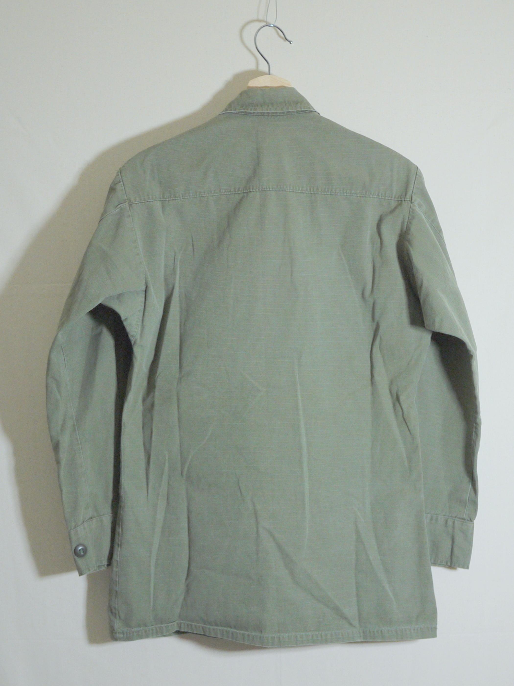 U.S.Military 1970's Fatigue Jacket SizeXS-R #5