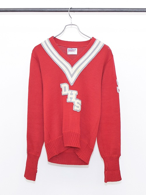 Vintage 70's【CHEERLEADER SUPPLY CO.INC.】Knit