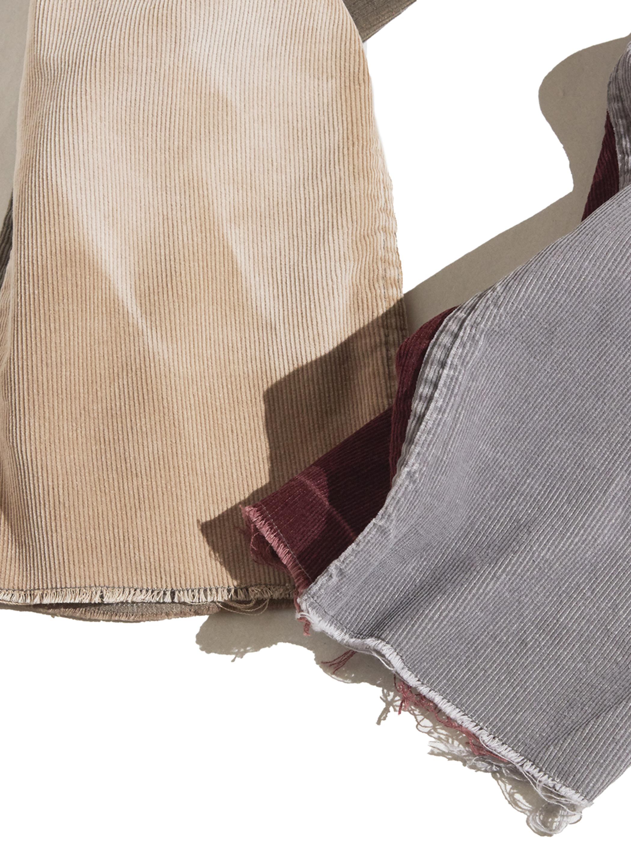 "1980s ""Levi's"" custom mede crazy pettern 519 corduroy pants #13"