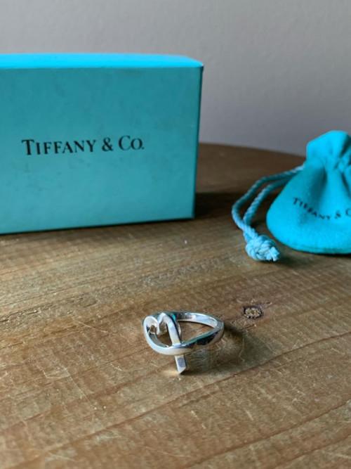 90s Tiffany&Co. シルバーリング