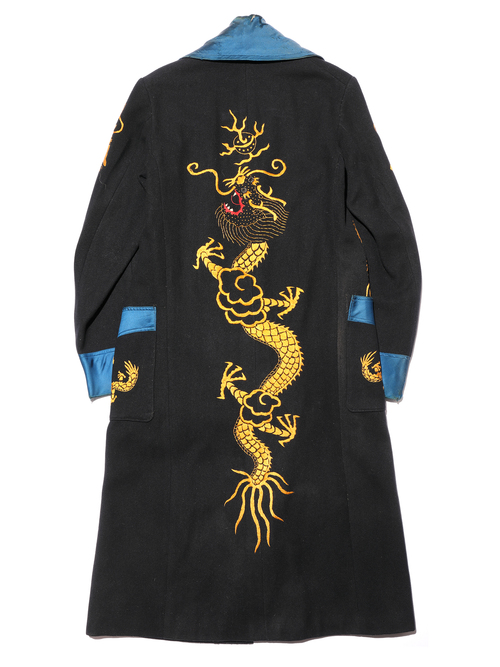 1950's Souvenir / Seven Dragons Gown