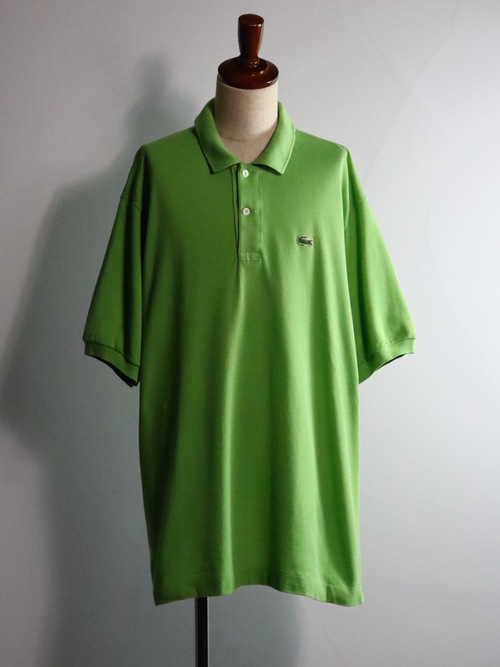 1970~90's LACOSTE Polo Shirts / Made in France