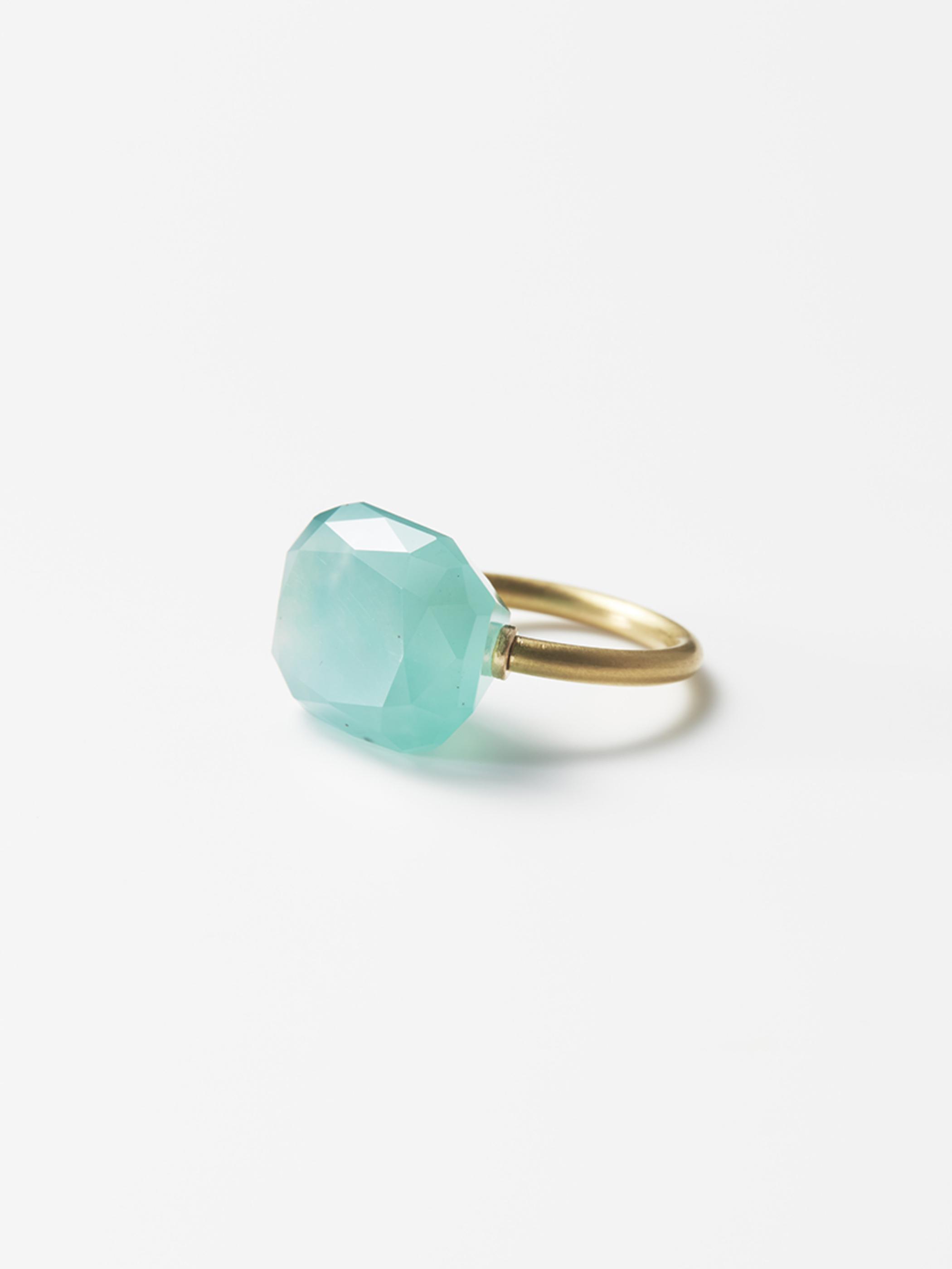 ETSUKO SONOBE ring/アクアプレーズ