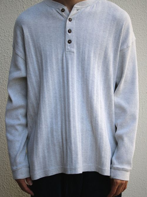 1990s / Old GAP Henley neck cutsew