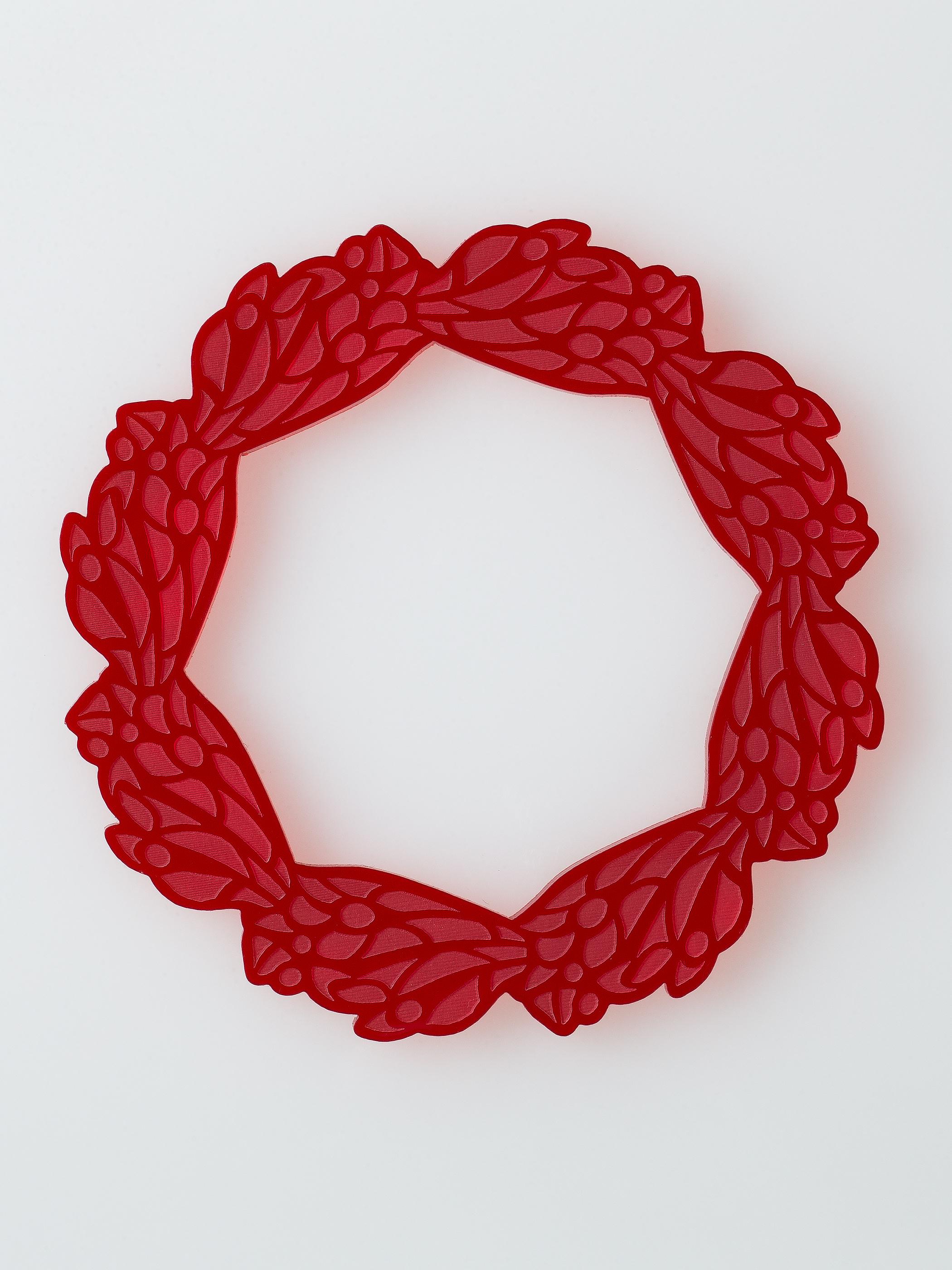 red bangle A