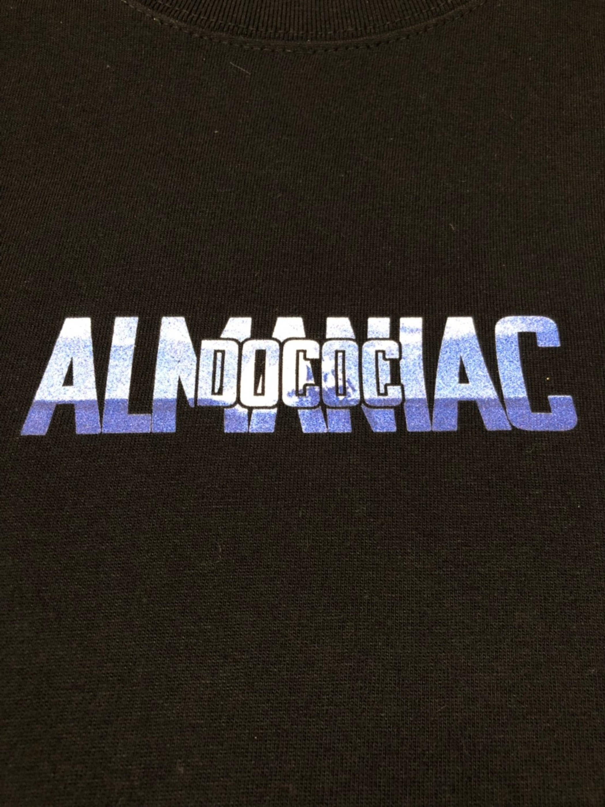 Long Sleeve T-shirts [M~XL] ALMANIAC / DOCOC