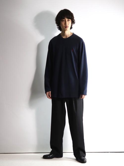 Polo by Ralph Lauren 鹿の子 Long Sleeve T-Shirts