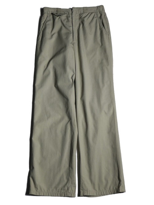 1980's Willis&Geiger Cotton Pants