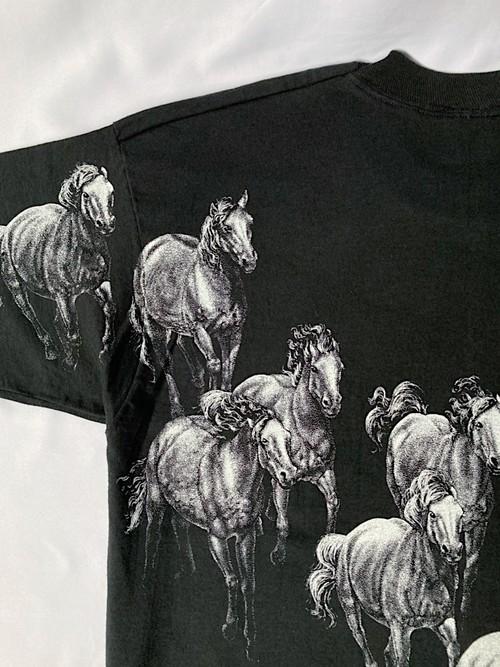 horse tee 90s