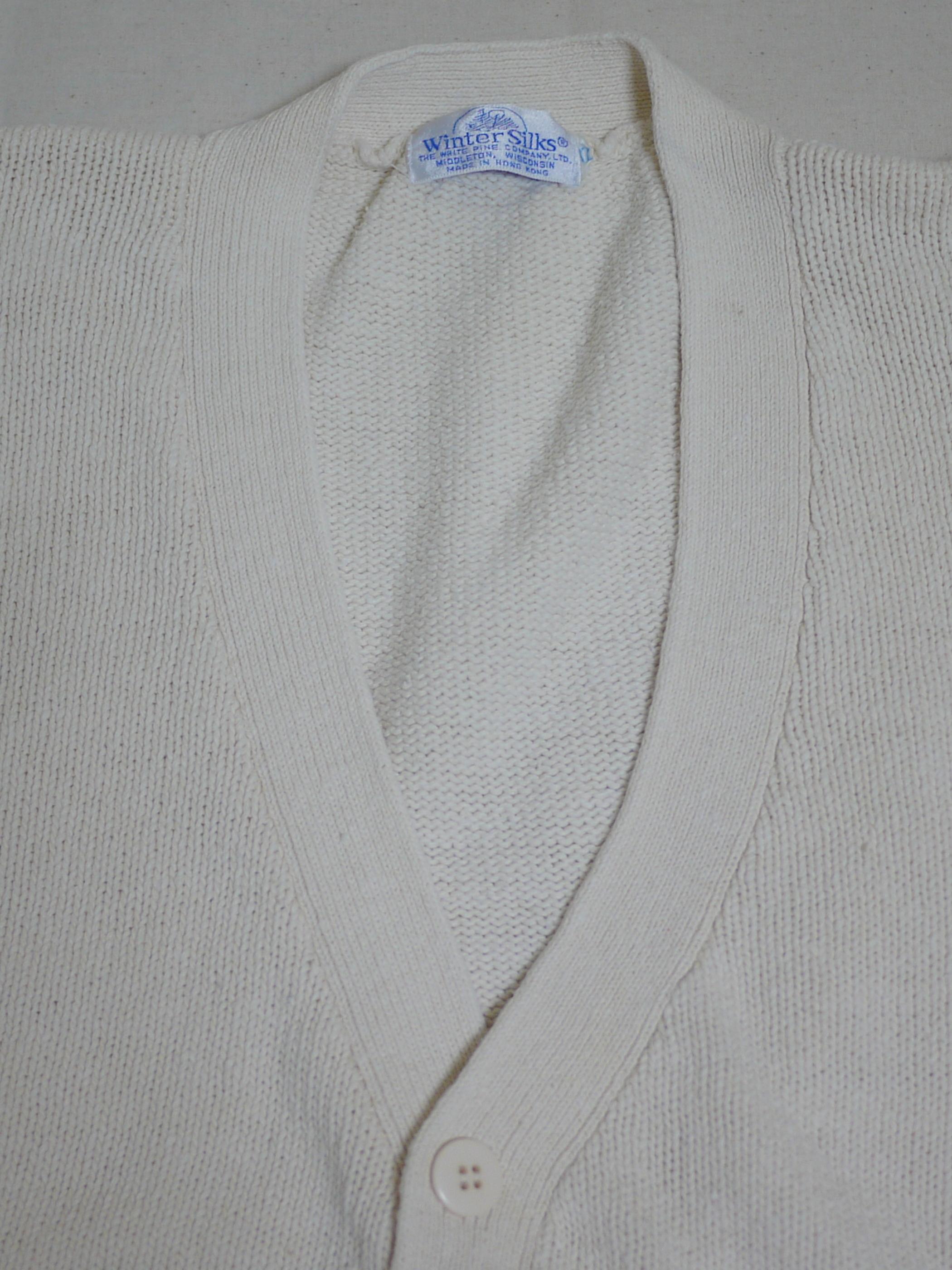 Winter Silks Cardigan SizeXL