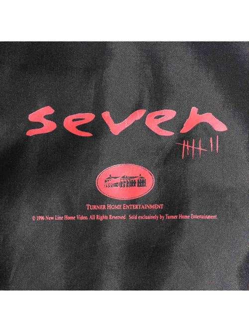 "90's AUBURN SPORTSWEAR ""SEVEN"" USA製 ナイロンコーチジャケット [XL]"