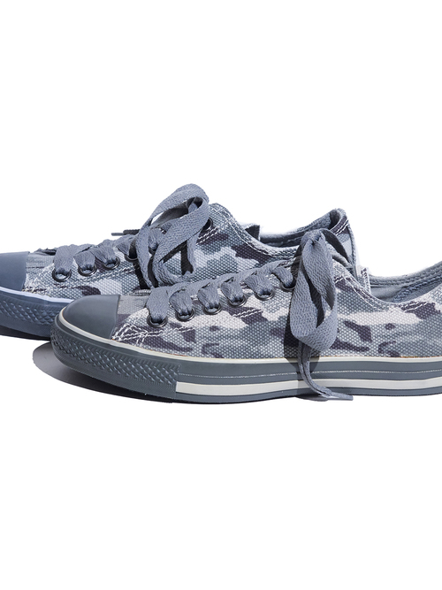 "NOS 2000s ""CONVERSE"" ALL STAR sneaker -GREY-"