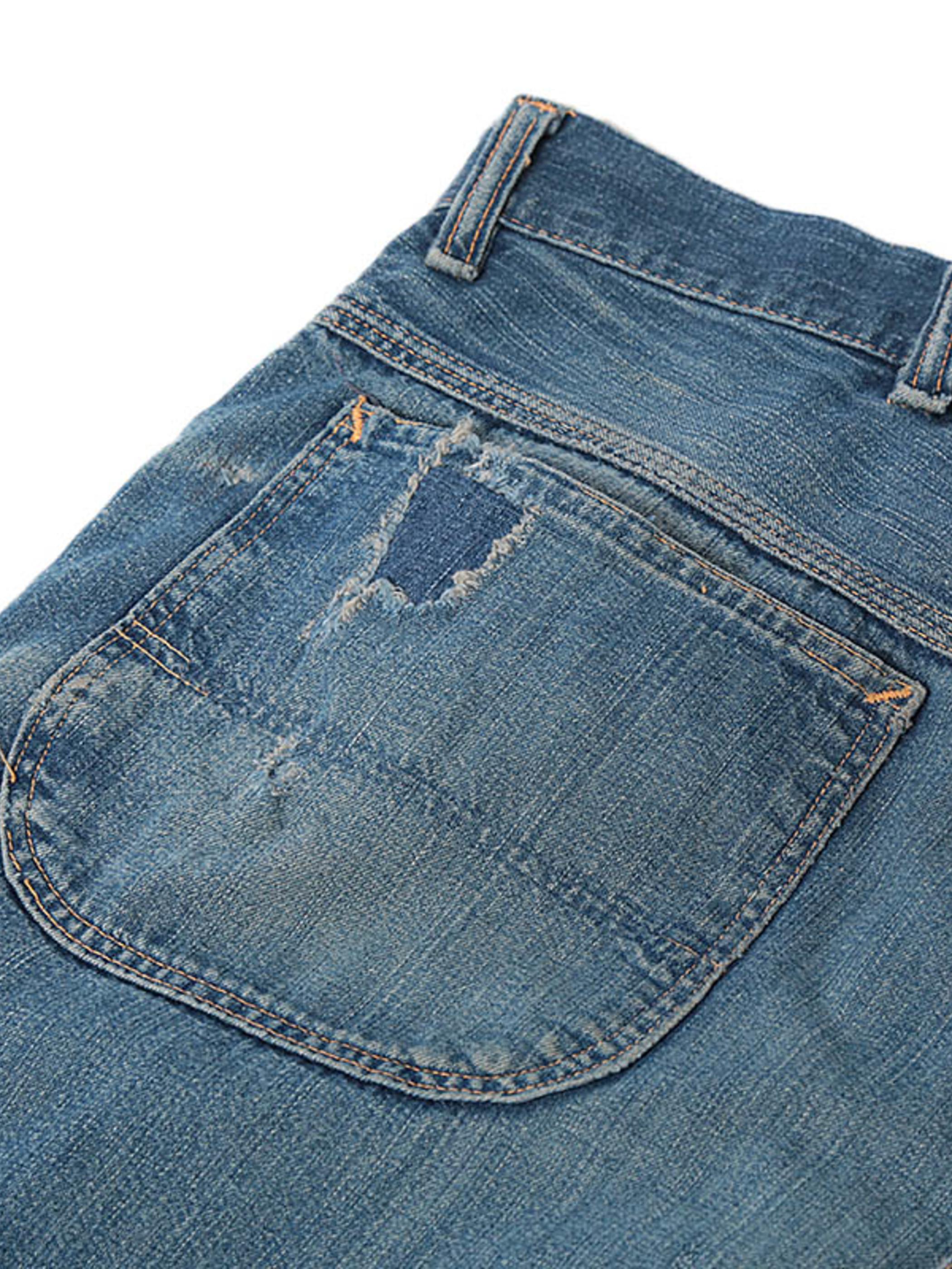 Used / Sears / 1960's Vintage / Painter Denim Pants / 35inch