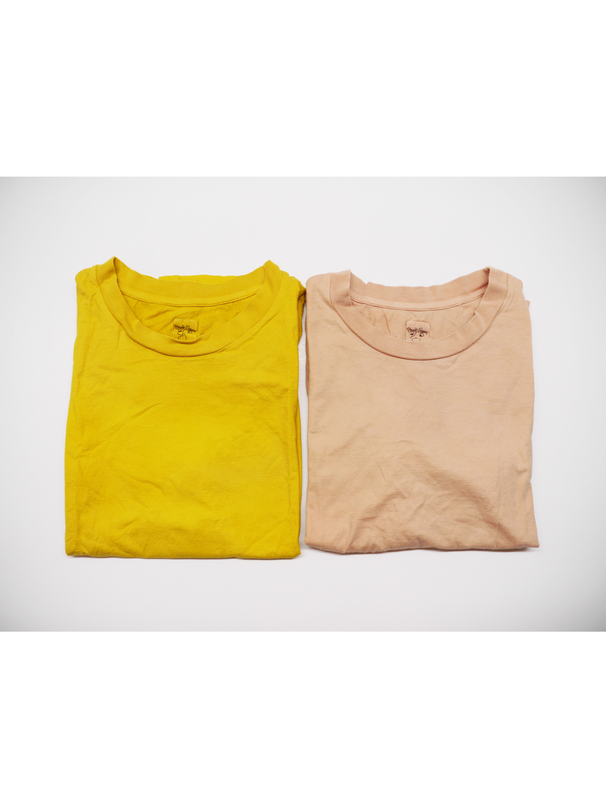 [Judi Rosen]Orange Dye T-shirts
