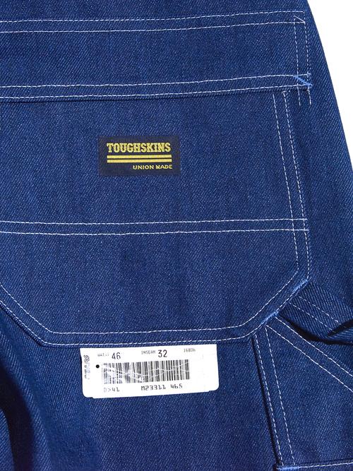 "1990s NOS ""SEARS"" custom tuck denim pants -INDIGO- <SALE¥25000→¥20000>"