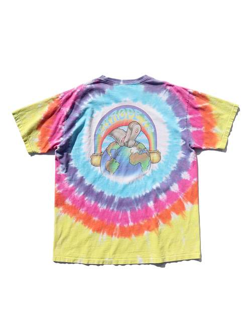 "00's GRATEFUL DEAD / LIQUID BLUE ""EUROPE '72"" タイダイTシャツ [XL]"