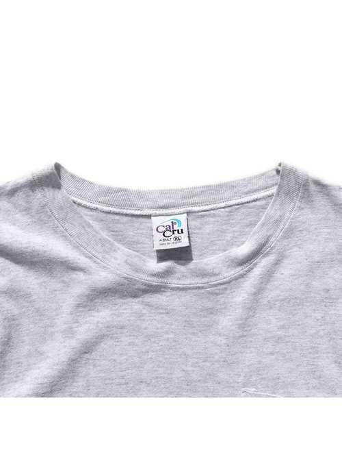 "90's CAL CRU ""BUDWEISER & ANTS"" ポケットTシャツ [XL]"