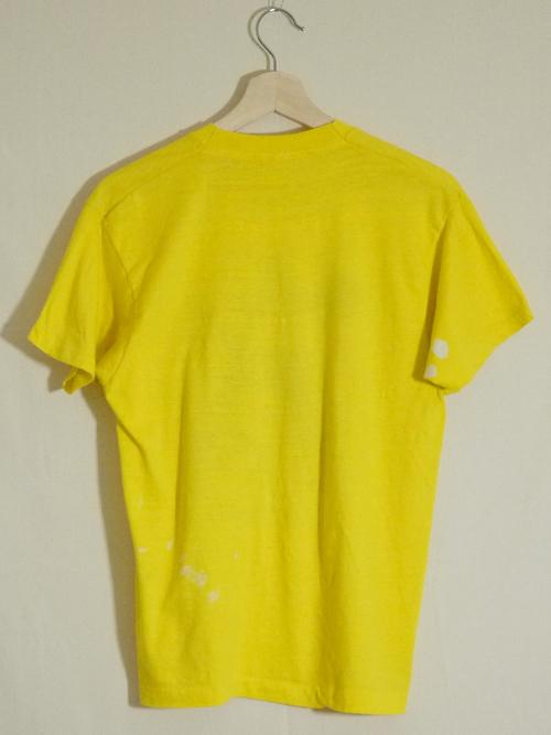 "1980's T-Shirts SizeL ""BUD LIGHT"""