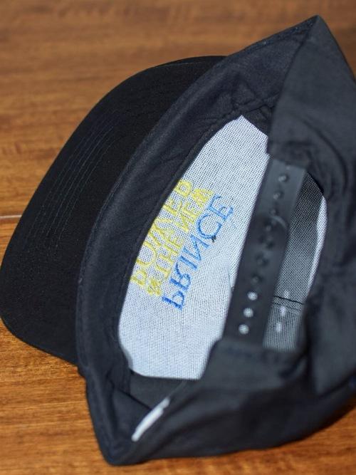 90's PRINCE&THE NEW POWER GENERATION snapbuck cap / プリンス&ニューパワージェネレーション スナップバックキャップ