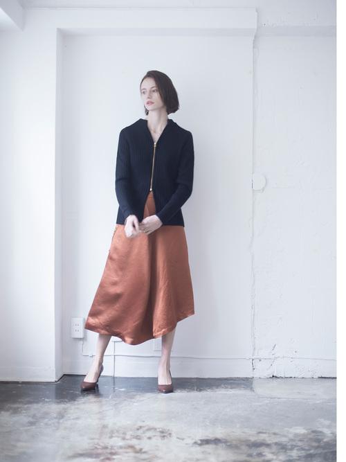 Yo19a06 drape skirt0