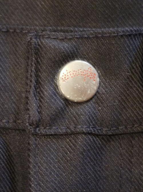 "Wrangler 1960's Denim pants Size15/16 ""Dead Stock"""