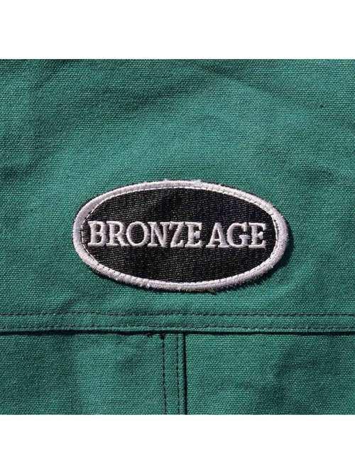90's BRONZE AGE USA製 コットンダック カバーオール [M]